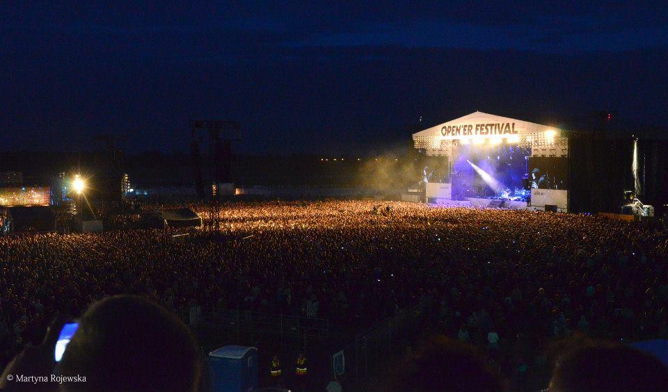 OPEN'ER FESTIVAL 2014