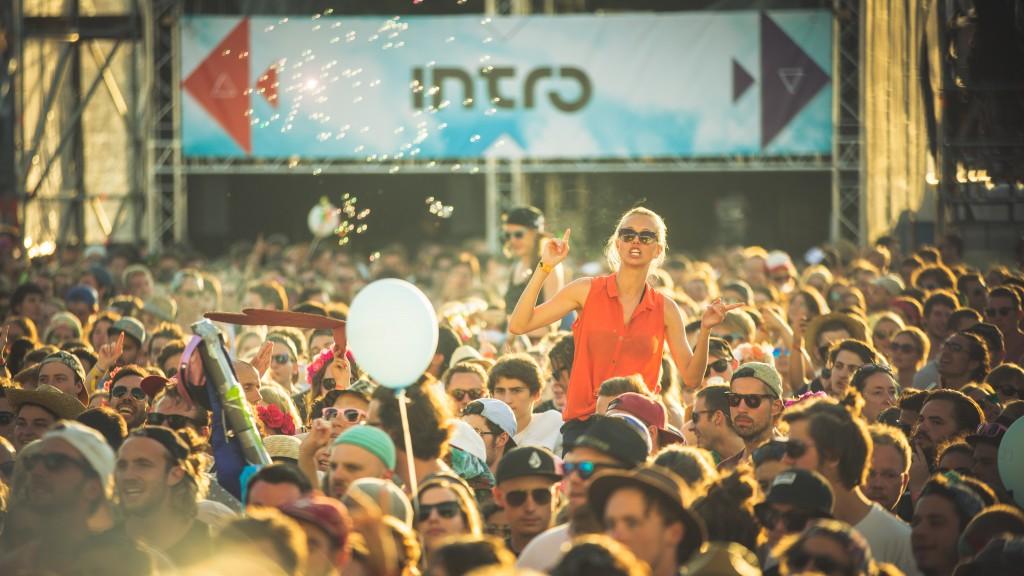 Melt! Festival 2014 Freitag