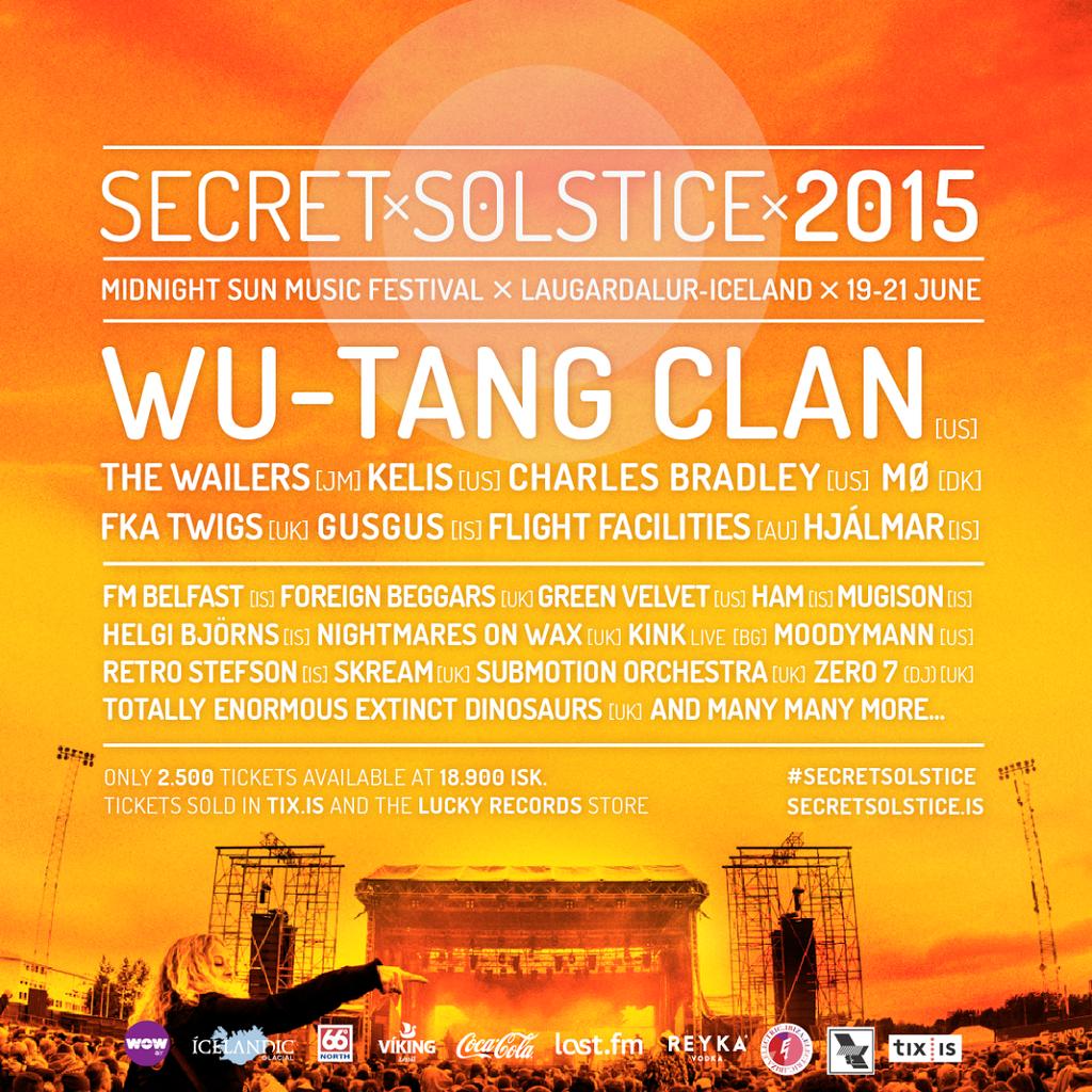 SECRET SOLSTICE 2015