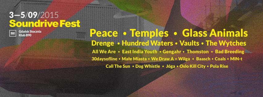 SOUNDRIVE FESTIVAL 2015