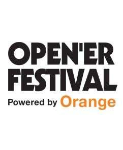 OPEN'ER FESTIVAL ORANGE